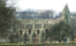 Abbey Strand Holyrood Abbey