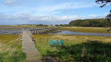 Aberlady Bird Sanctuary Aberlady East Lothian