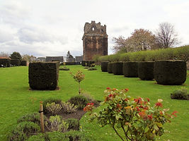 preston tower and Gardens Prestonpans East Lothian