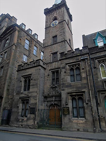 The Magdalen Chapel Cowgate Edinburgh