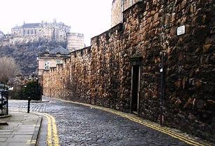 Telfer Wall Heriot Place Edinburgh