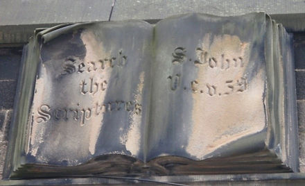 ramsay lane old ragged school book