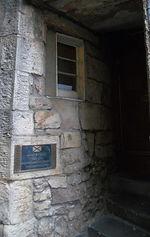 James Boswell James's Court Lawnmarket Royal Mile Edinburgh