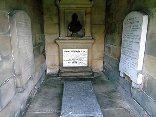 Robert Stevenson Tomb.