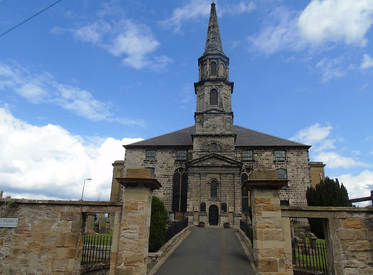 Inveresk Parish Church East Lothian