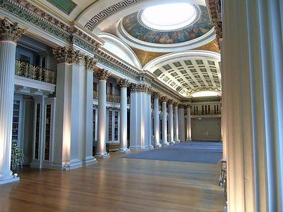 Signet Library. West Parliament Square R