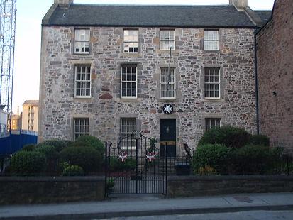 Lodge Kilwinning 2 Canongate Edinburgh