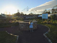 Wishing Well Archerfield Walled Garden East Lothian
