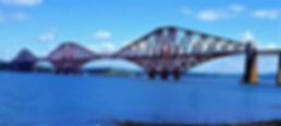 Forth Rail Bridge Firth of Forth Island Tour South Queensferry