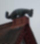 Ramsay Garden Devil on the roof