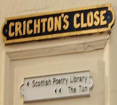Crichton's Close, Canongate Edinburgh