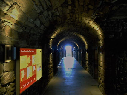 Stirling Castle Royal Palace Vaults