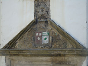 Hamilton House Coat of Arms Prestonpans