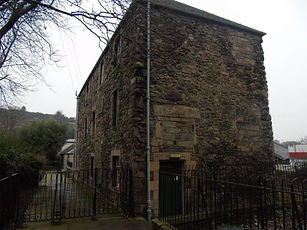 Caddell House Canongate Panmure Close Ed