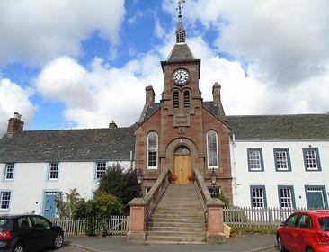 Gifford Town Hall East Lothian