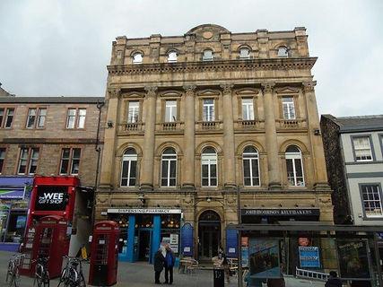 Carrubber's Mission Hall High Street Edinburgh