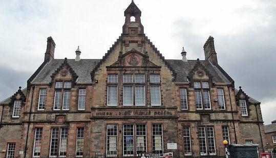Milton House Public School Canongate Edi