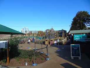 Newhailes House Children's Play park Mus