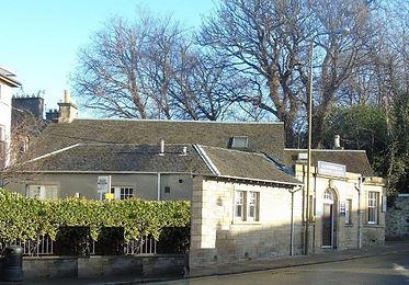 School of Robert Louis Stevenson Canonmills Edinburgh