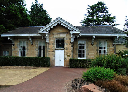 Caledonian Hall RBGE