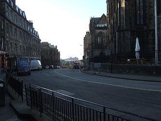 Johnston Terrace.Edinburgh