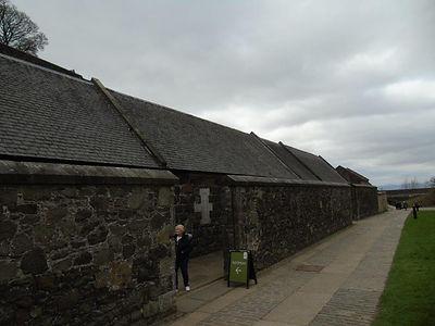 Stirling Castle Powder Magazine Store.
