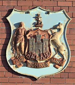 Edinburgh Coat of Arms.