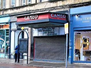 Cameo Cinema. Tollcross Edinburgh