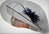 Wedding hats and Fascinators Edinburgh
