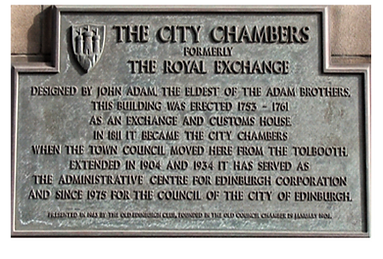city of edinburgh chambers royal mile hi