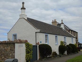 Rock Cottage Oldest House Portobello Edinburgh