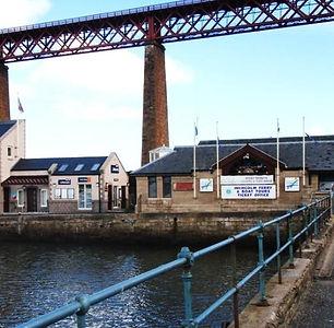 Hawes Pier Cruise Ship Terminal