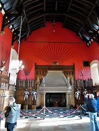 Great Hall Crown Square Edinburgh Castle