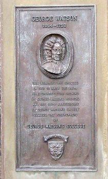 George Watson Greyfriars Edinburgh