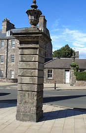 Musselburgh East Gate Posts