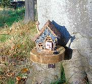 Fairy Trail Archerfield Fairy House, East Lothian