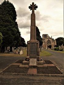 Haddington War Memorial Haddington East