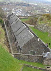 Stirling Castle Powder  Magazines