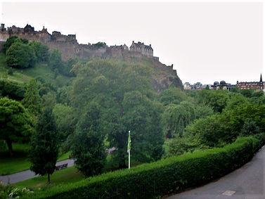 West Princes Street Gardens Edinburgh