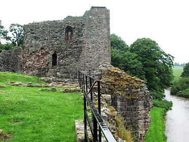 Hailes Castle East Linton East Lothian