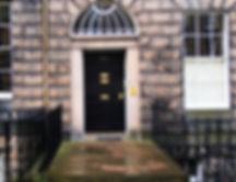 James Clark Maxwell birthplace Edinburgh