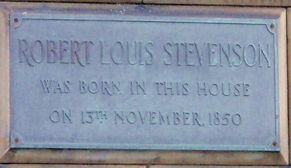 Robert Louis Stevenson's Birthplace