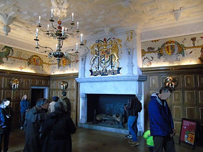 Laich Hall Royal Palace Dinning Room Crown Square Edinburgh Castle