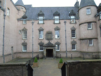 Argyll's Lodgings Stirling Tour Scotland
