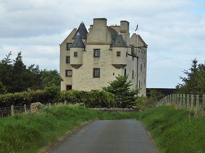 Fa'side Castle Wallyford East Lothian