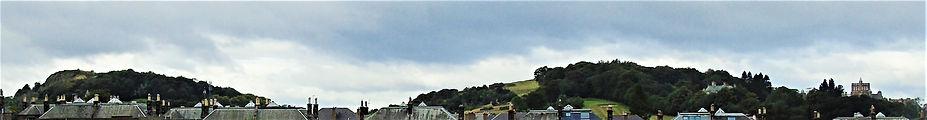 Craiglockhart Hill Summits Edinburgh