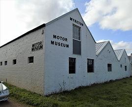 Myreton Motor Museum East Lothian