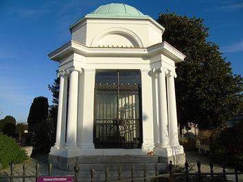 Robert Burns Mausoleum Dumfries.JPG