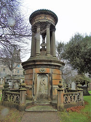 Buchanan Dean Cemetery Edinburgh