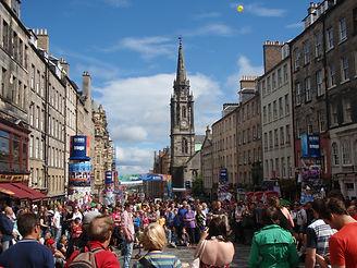 Royal Mile Walking Tours Edinburgh